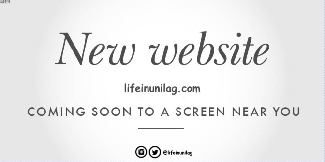 Official launch date for lifeinunilag.com