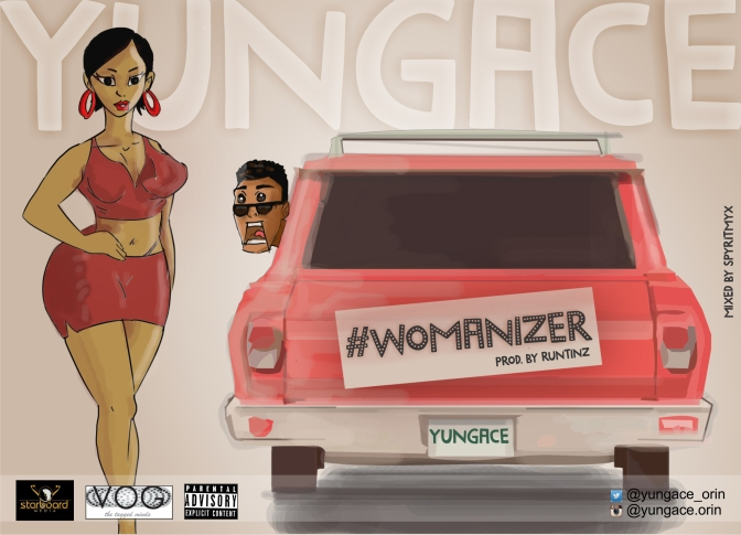 #LifeInUnilag: Check out this bubbly tune! – 'Womanizer' by @yungace_orin