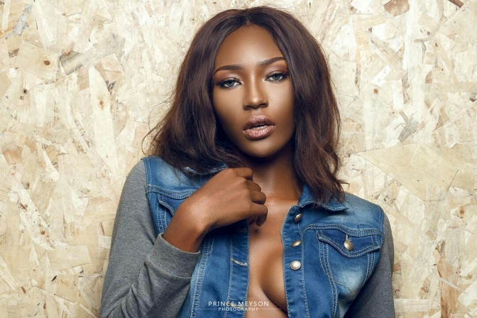 #LIFEINUNILAG MODEL OF THE MONTH: NATASHA YAMALA