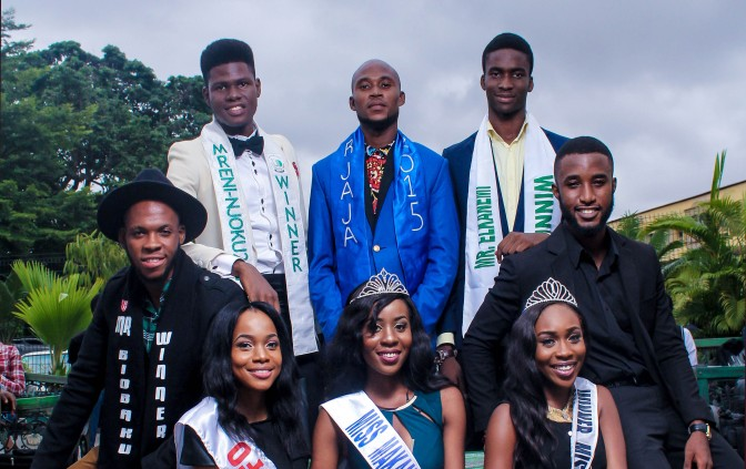 "#LifeinUnilag:Kings and Queens 2015 ""Our Year in Retrospect"""