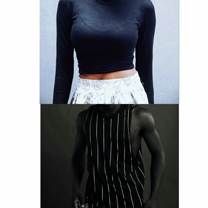#LIFEINUNILAG: UNILAG STYLE TRENDS; The CROP TOP vs the TANK TOP.